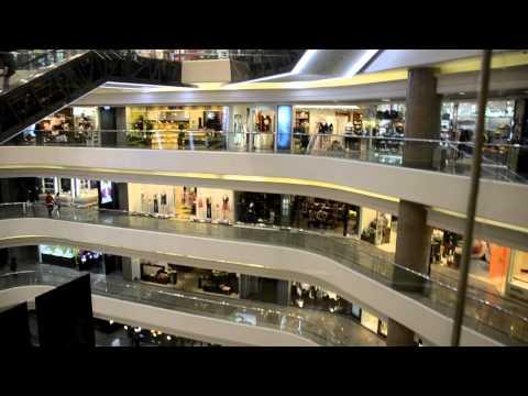 Hong Kong Travel: Causeway Bay Times Square Mall elevator (Schindler M-series)