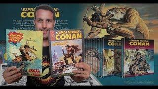 Coleção a Espada Selvagem de Conan vol 1