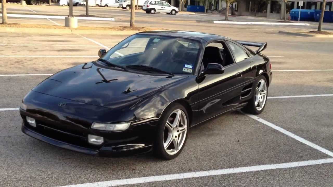 1995 toyota mr2 turbo youtube. Black Bedroom Furniture Sets. Home Design Ideas
