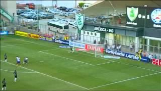 América MG 1 x 1 Bahia - Melhores Momentos - 9/5/2015