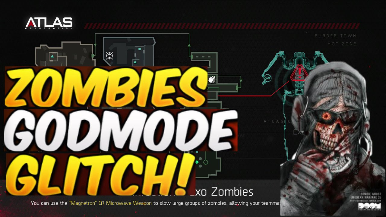 All The Best Working Exo Zombies Infection Glitches Advanced Warfare Exo Zombies Glitches