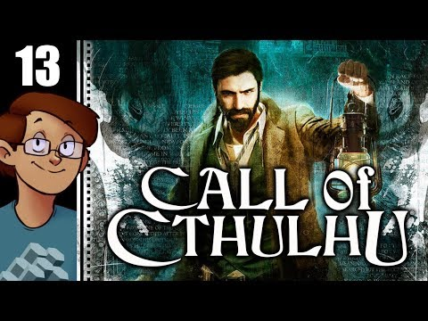 Let's Play Call of Cthulhu (2018) Part 13 - Chapter 7: The Nameless Bookstore thumbnail
