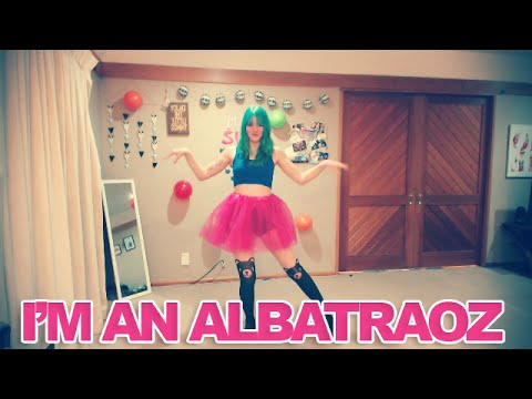 I'm An Albatraoz - AronChupa - Just Dance 2016