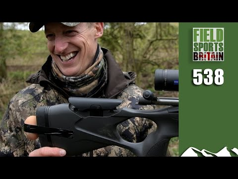 Fieldsports Britain - Paul's Sako Strapondeggtomy