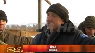 Машина провалилась под лед в Лысково(Последнее предупреждение первого льда - 12 рыбаков в городецком районе оказались в смертельной опасности,..., 2012-12-18T16:20:46.000Z)