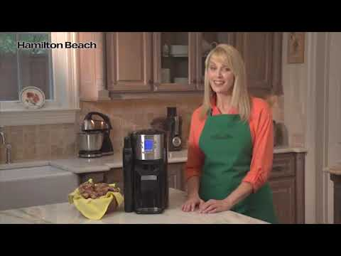 Hamilton Beach 12 Cup BrewStation 49150