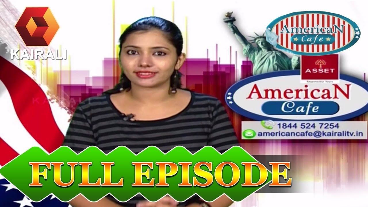 American Cafe | 22nd May 2017 | Full Episode