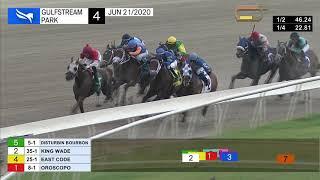 Vidéo de la course PMU RACE 4