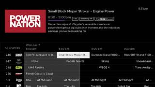 Roku Channel Live TV Overview