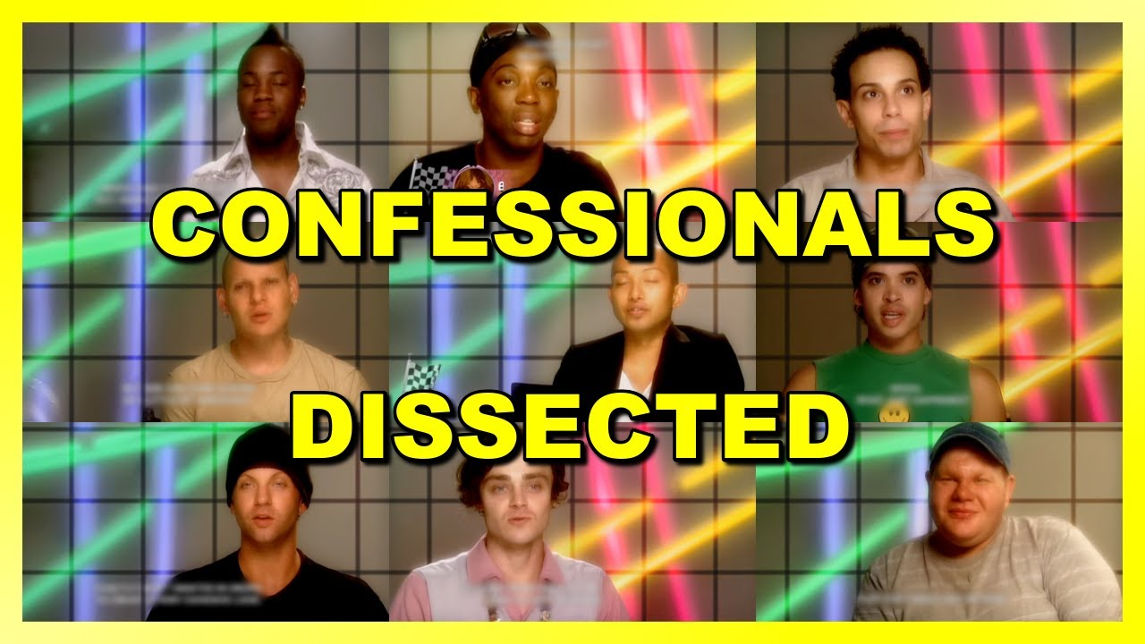 RuPaul's Drag Race Season 1 Confessionals Dissected