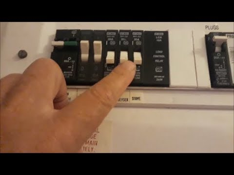 How To Connect Your Generator During Load Shedding