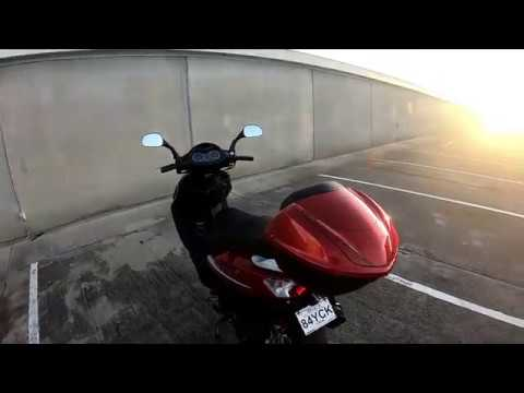 Peace Sports 150cc Scooter/Moped Review