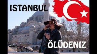 Turkish Delights in Istanbul and Ölüdeniz