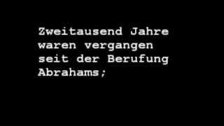 römisches Martyrologium mit Lyrics (auf deutsch)