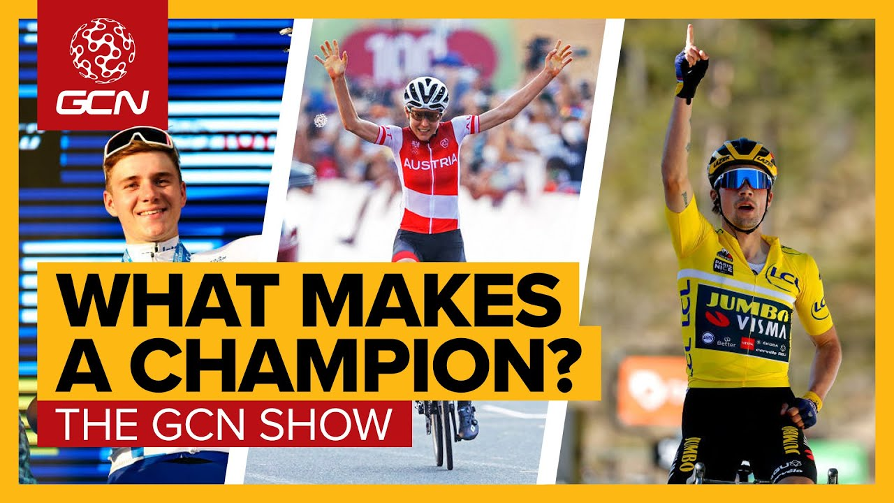 What Makes A Champion? We've Got The Answers! | GCN Show Ep. 446