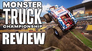 Monster Truck Championship Review - The Final Verdict (Video Game Video Review)