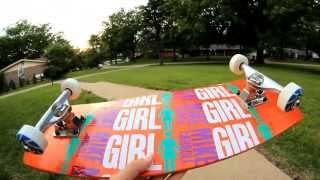Mike Carroll Pop Secret Girl Skate Deck