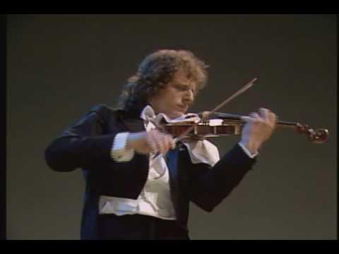 Paganini - Caprice no.23, Alexander Markov, violin [HD]