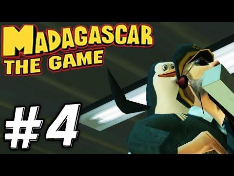 Прохождение игры Мадагаскар - Часть 4 - Штурм корабля.