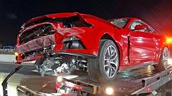 2015 Mustang Drag Race FAIL