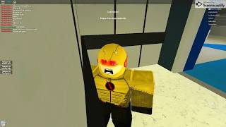 I GOT KILLED BY ZOOM!!! - Roblox The Flash [ALPHA]