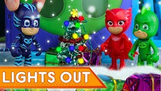 PJ Masks Creations 💜🎄 When the Lights Go Out | Christmas Special | | Play with PJ Masks