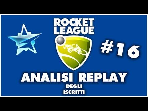 Analisi 3v3 (FabyFaiz: Platino 3) - Rocket League TRIPLO ITA [#16] thumbnail