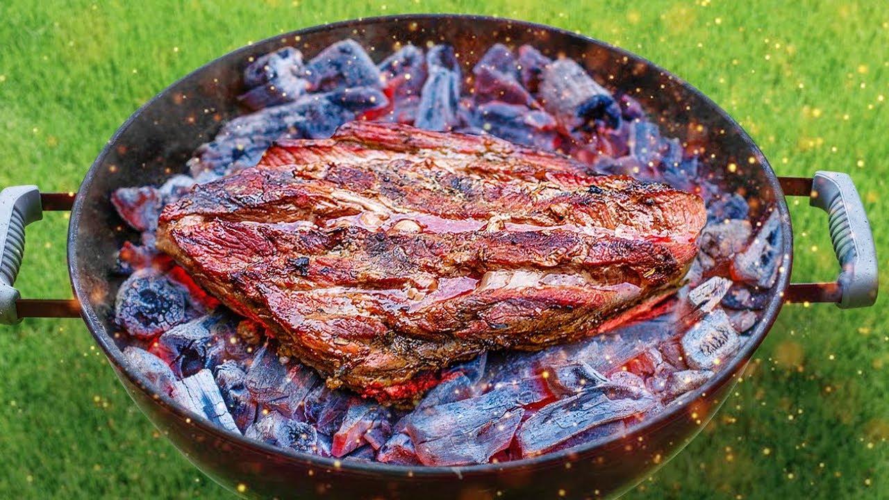 Мясо на гриле / 9 потрясающих идей для барбекю