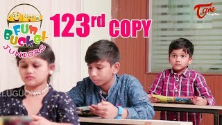 Fun Bucket JUNIORS | Episode 123 | Kids Funny Videos | Comedy Web Series | By Nagendra K | TeluguOne