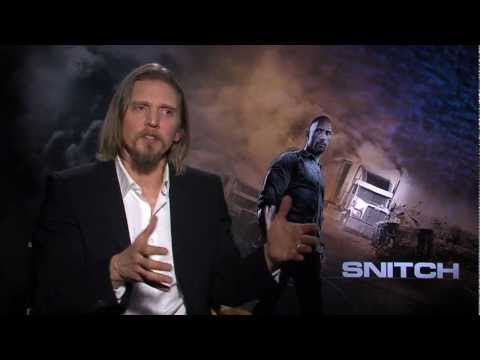 'Snitch' Barry Pepper Interview