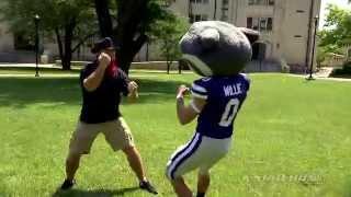 K-State FB vs. Texas Tech Willie Skit
