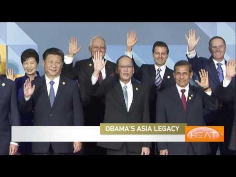 The Heat: U.S. President Barack Obama's legacy in Asia Pt 1