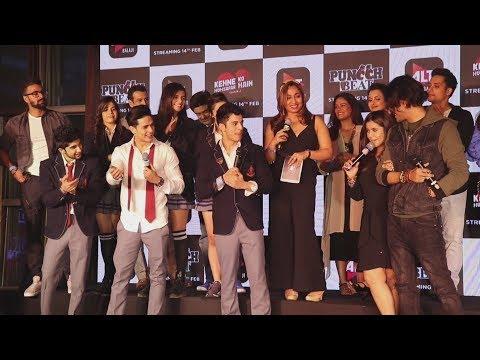 Puncch Beat Trailer Launch | Priyank Sharma | Vikas Gupta | Siddharth Sharma | ALTBalaji Mp3