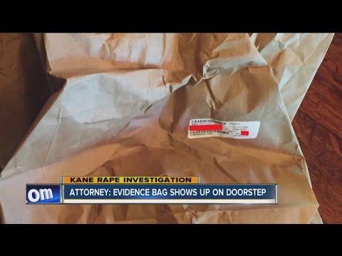 Attorney: Evidence bag in Patrick Kane rape investigation shows up on doorstep