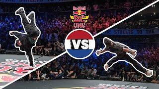 Red Bull BC One Cypher Holland 2018 | Final: Arjuna vs. Ozzi