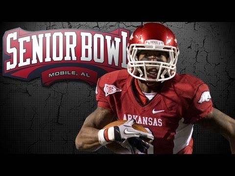 Senior Bowl 1-on-1: Does Joe Adams
