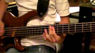 Monochrome no Kiss  SID  Bass Cover