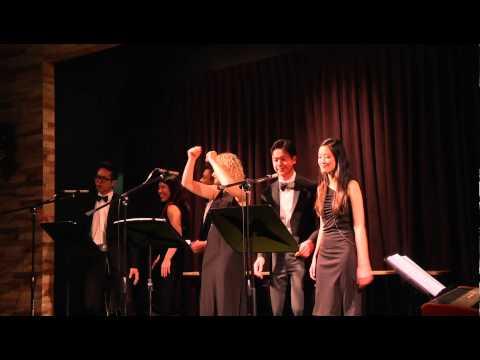 Joyful Joyful We Adore Thee - Sister Act (Lasalle Performance)