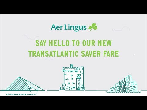 New Transatlantic Saver Fare