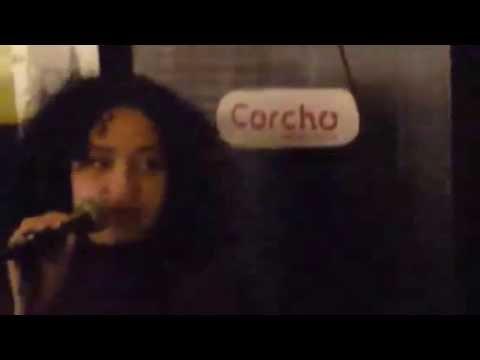 LiveIt!LIVE MUSIC - CRISTINA CONTRERAS with FABIO PIMENTEL @ CORCHO(3)