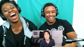 Couple reacts to Can Asians Be Sexy? -nigahiga
