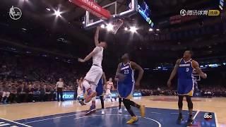 |姚明奧尼爾晃暈對手!盤點NBA長人精彩運球過人|