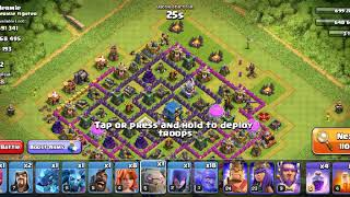 Clash of clans | clan games | 7th of challenge win 8 multi-player battles