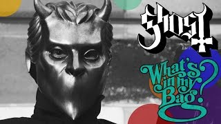 Ghost - What's In My Bag?