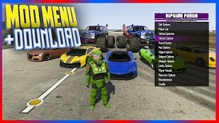 [PS3/1.26/1.27] FREE GTA 5 Mod Menu - RIPTIDE Force v1.0 + DOWNLOAD (GTA 5 MODS)