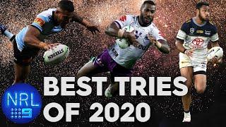 The Best Tries of the 2020 NRL Season | NRL on Nine