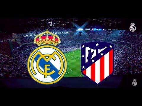 09317c53b Real Madrid 1 vs 1 Atlético Madrid - YouTube