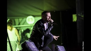 Macklemore & Ryan Lewis - Brad Pitt's Cousin feat. XP live in Moscow 09.07.2016