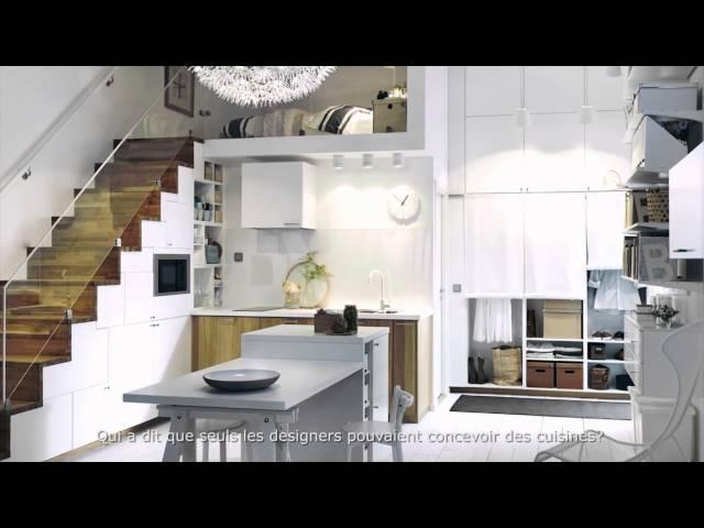 Les cuisines IKEA - Le Blog des cuisines
