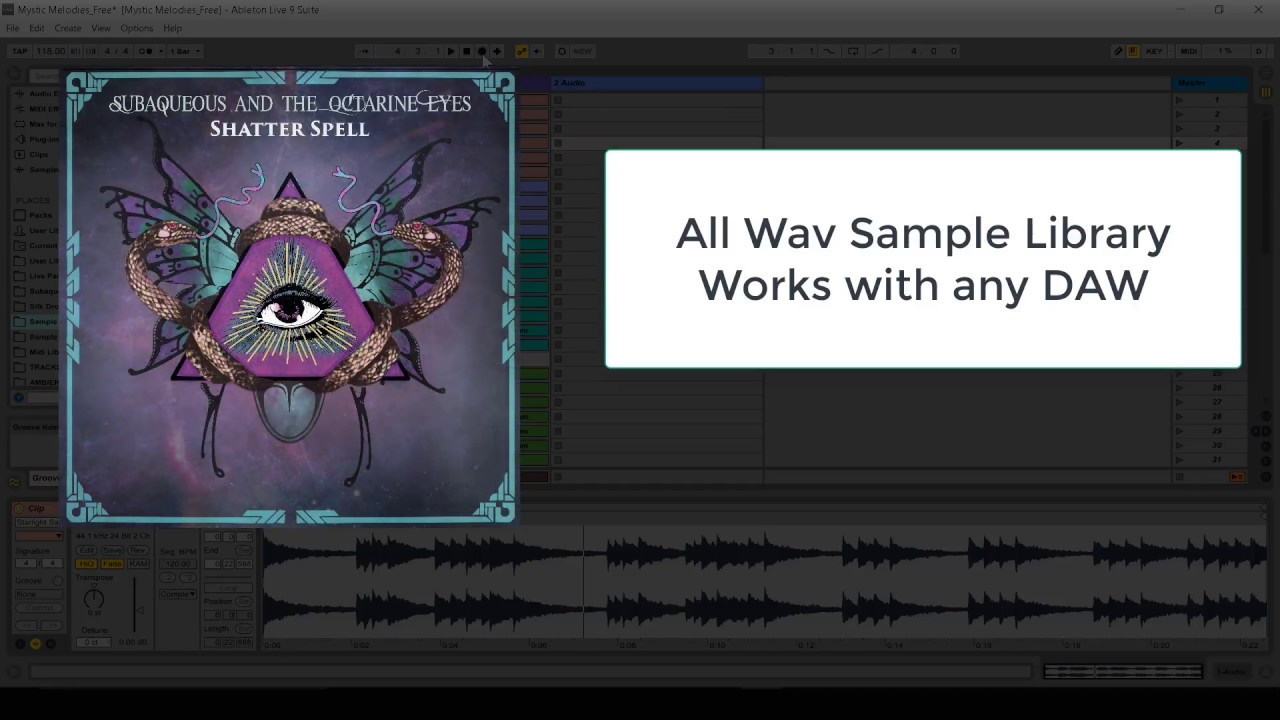 Middle Eastern and World Sample Library - Free - Subaqueous